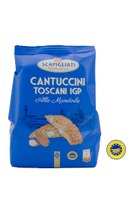 CANTUCCINI ALLE MANDORLE 250GR IGP